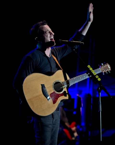 O.A.R. at Rock The Oval (Marc Roberge)