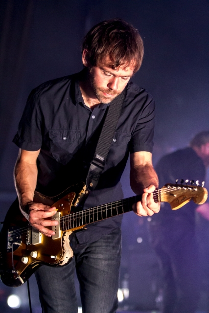 The National at The LC Pavilion (Bryce Dessner)