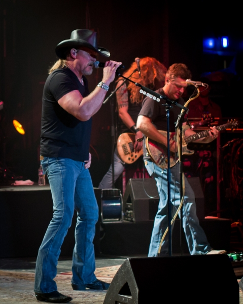 Trace Adkins at The LC Pavilion