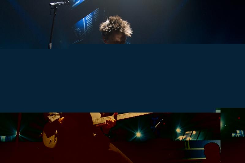 Muse at The Schottenstein Center (Matthew Bellamy)