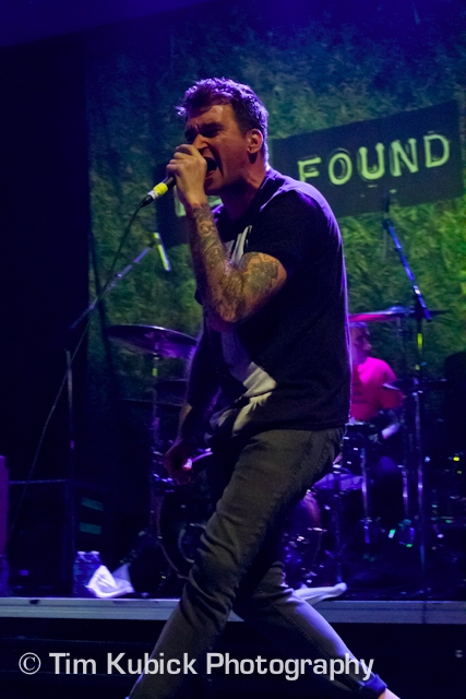New Found Glory at Newport