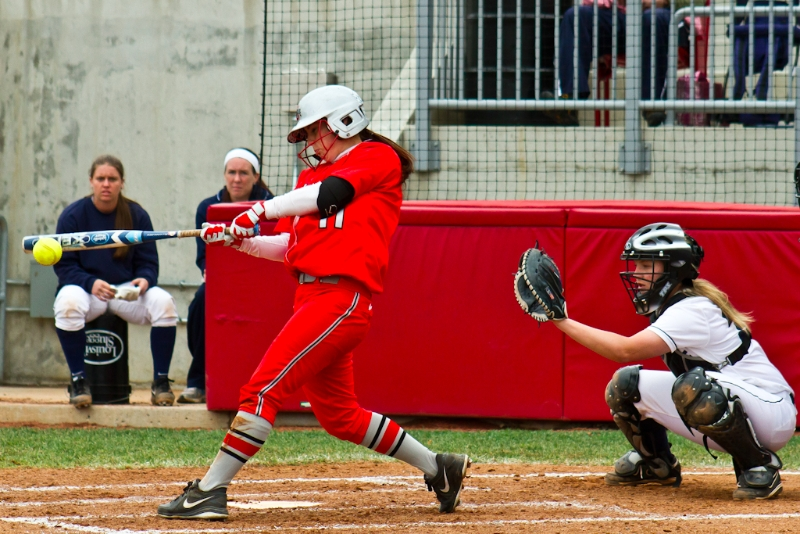 Ohio State Women's Softball (Caitlin Conrad)