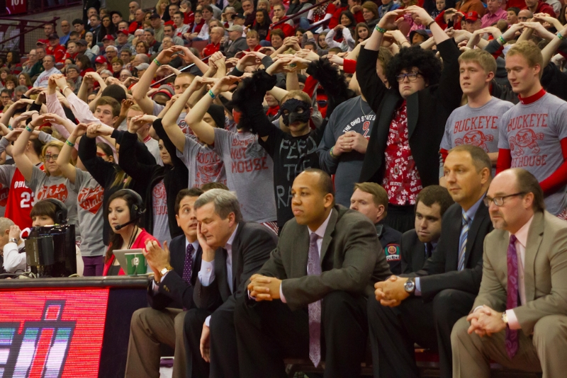 Ohio State Men's Basketball (Buckeye Nuthouse)