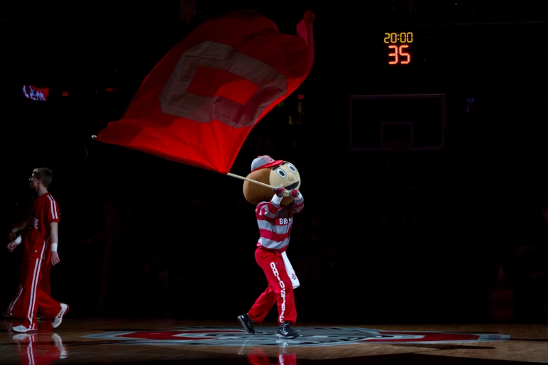 Ohio State Men's Basketball (Brutus)