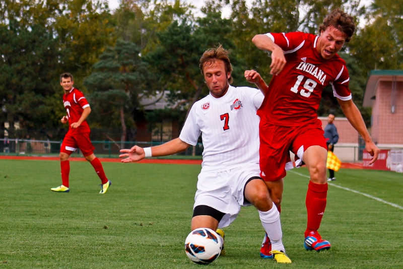 Ohio State Men's Soccer (Zach Mason)