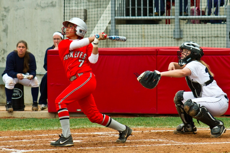 Ohio State Women's Softball (Melaina Saalfeld)