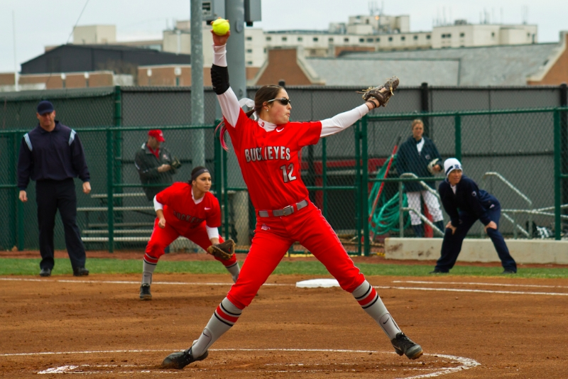 Ohio State Women's Softball (Olivia O'Reilly)