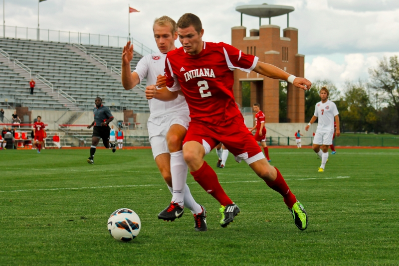 Ohio State Men's Soccer (Zach Dobey)