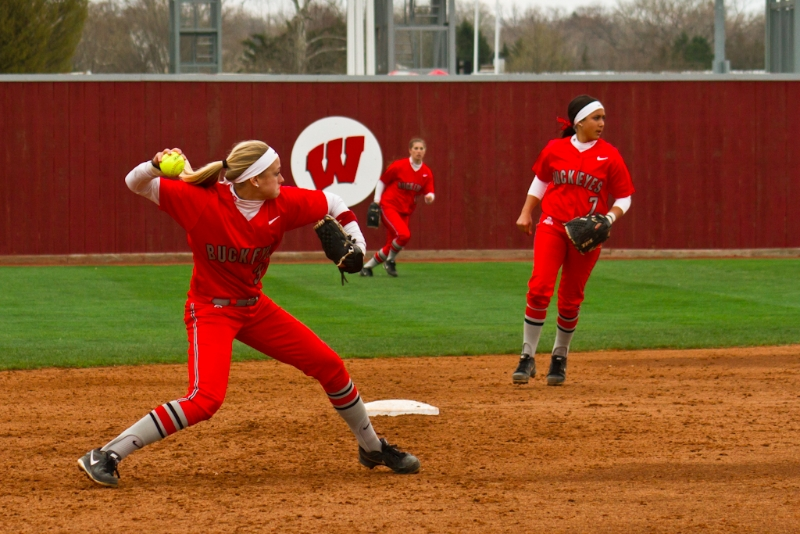Ohio State Women's Softball (Maddy McIntyre)