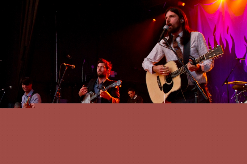 The Avett Brothers at The LC Pavilion