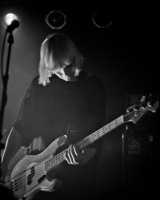 The Raveonettes (Sharin Foo)